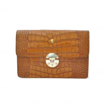 "Leather Lady bag ""Lucrezia..."