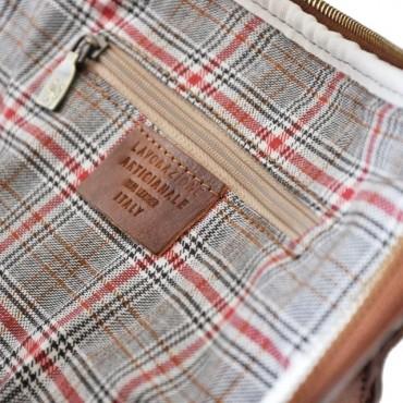 """Leather briefcase """"Magliano"""" K230"""
