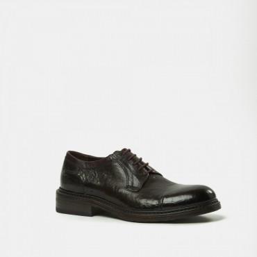 "Leather man shoes ""Derby..."