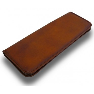 "Leather Tie case ""Buontalenti"""
