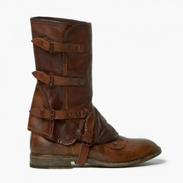 """Leather man spats """"Ghette"""" BR"""