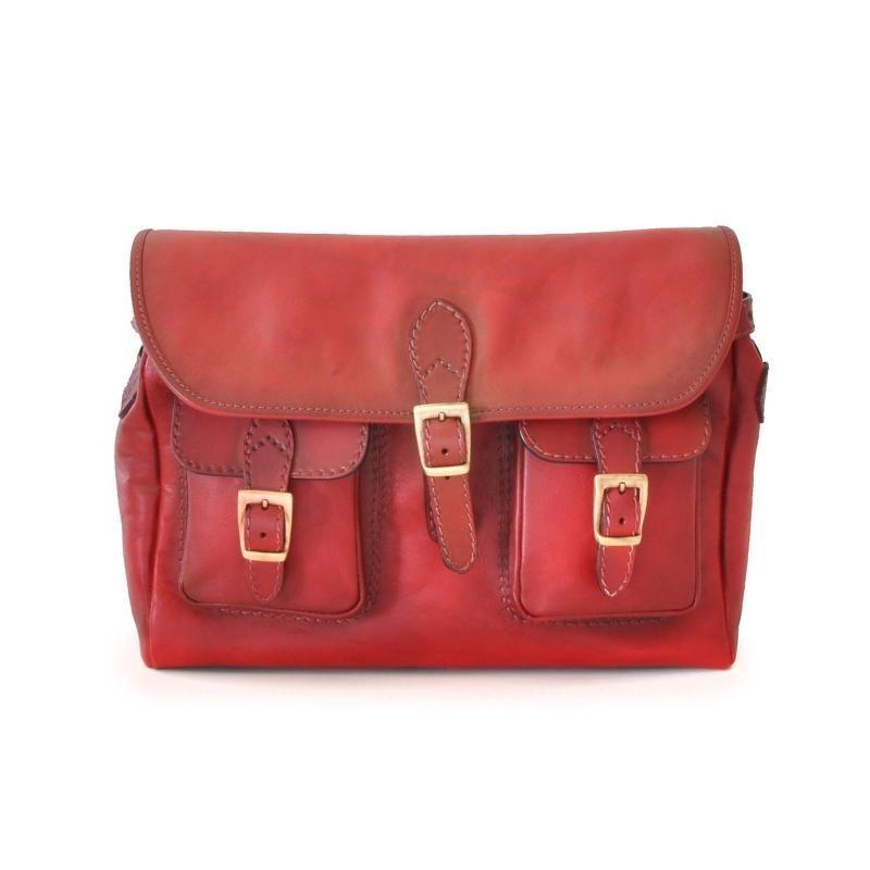 "Leather Man bag ""Maremma"" B118"