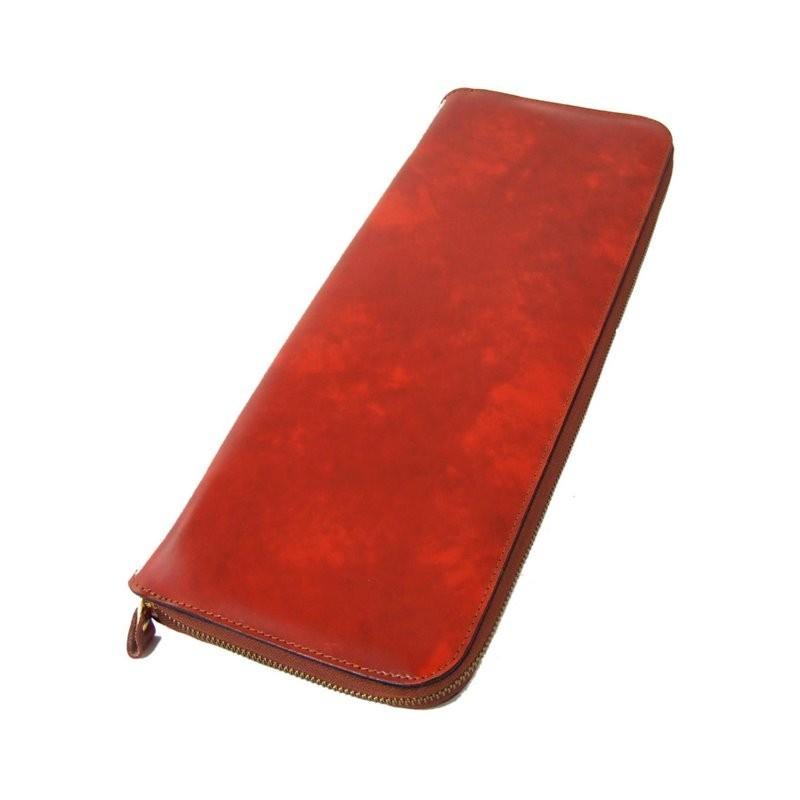 """Leather tie Case """"Buontalenti"""" R12"""