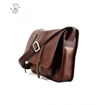 "Leather bag ""Fernanda"""
