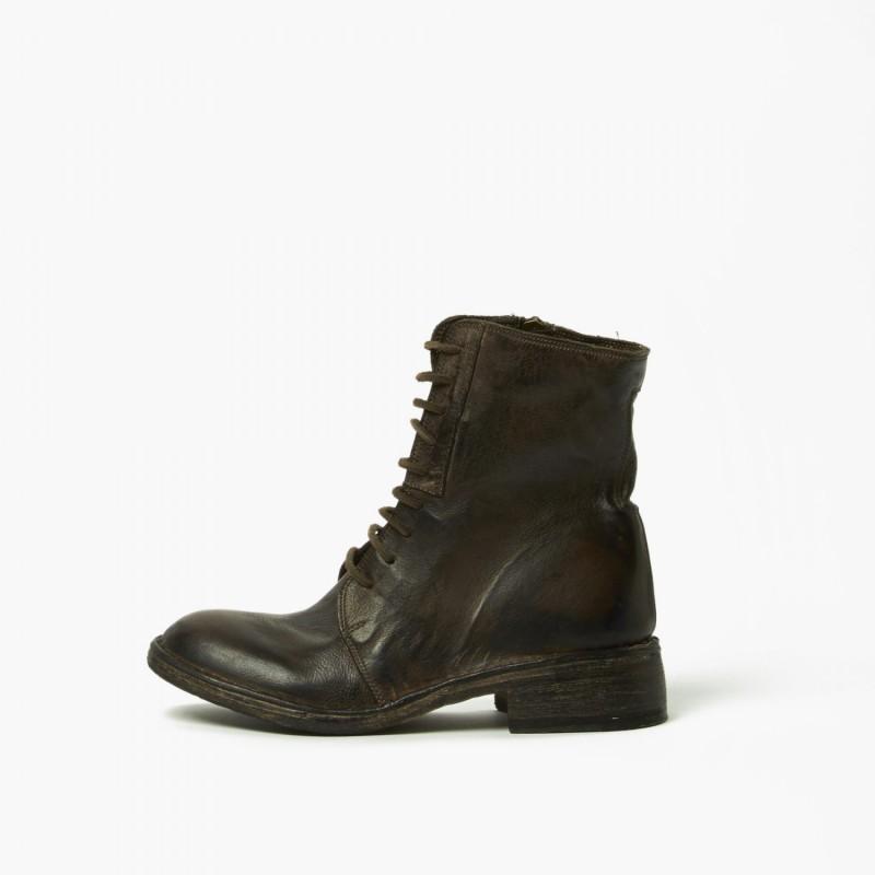 "Leather Boot ""Clochard"""