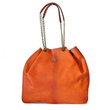 "Leather Lady bag ""Barga"" B175"