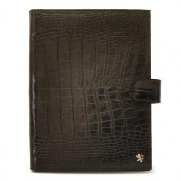 Notes Holder in cow leather...