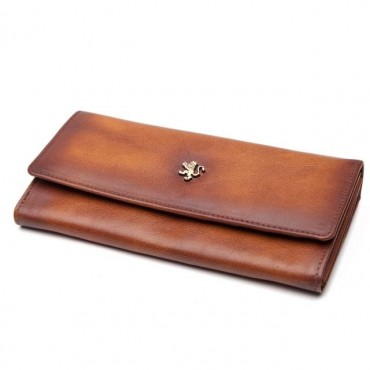"""Leather Lady wallet """"Museo Marini"""""""