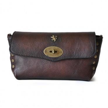 "Leather Lady bag ""San..."