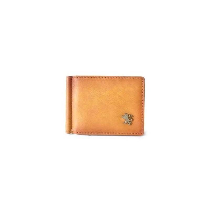 "Leather Man wallet ""Casa Buonarroti"""