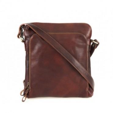 """Leather man bag """"Nico"""""""