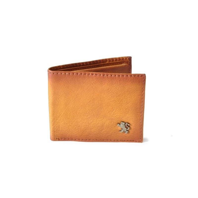 """Leather Man wallet """"Galleria Dell'Accademia"""""""