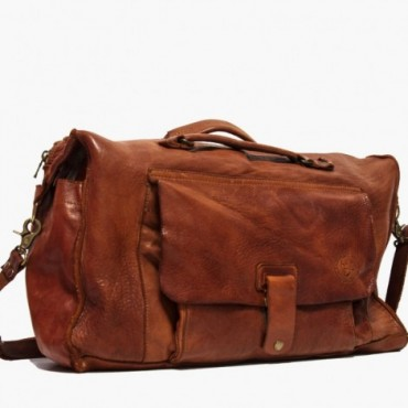 "Leather men bag ""Lucky..."
