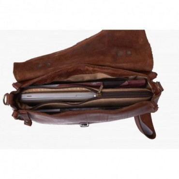 "Leather bag ""PROFESSIONALE"""