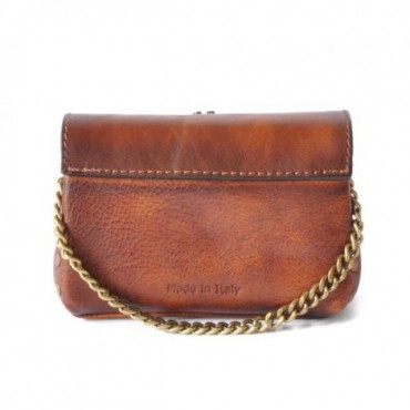 "Leather Lady bag ""San..."