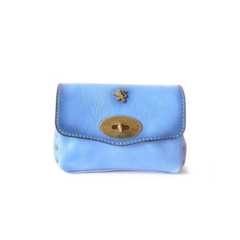 "Leather Lady bag ""San Bernardo"" B160"