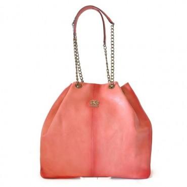 """Leather Lady bag """"Barga"""""""