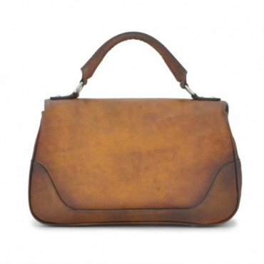 "Leather Lady bag ""Garfagnana"""