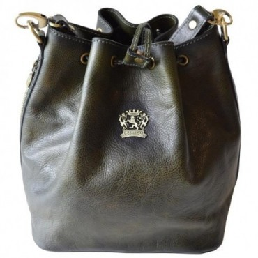 "Leather Lady bag ""Sorano"""