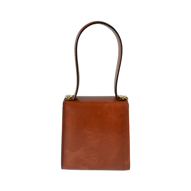 "Leather Lady bag ""Artemisia"" R299/22"