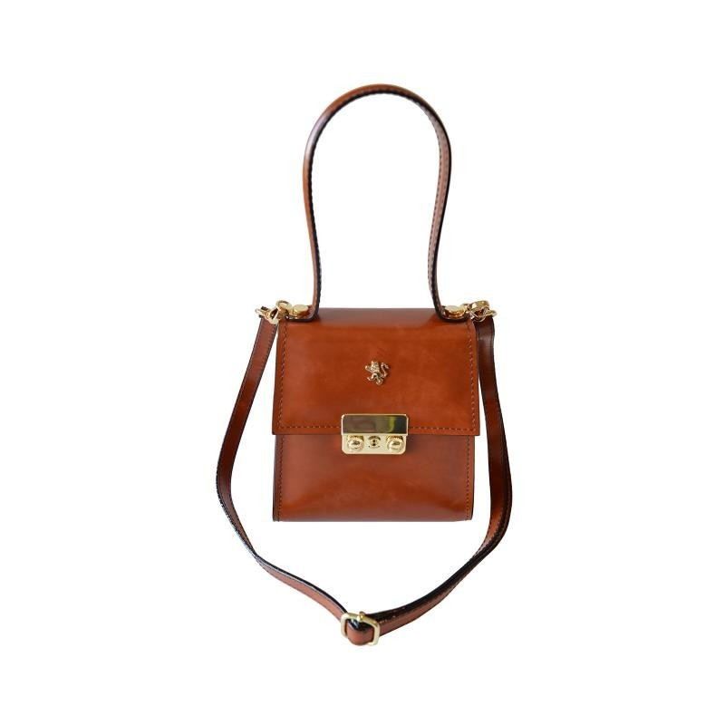 "Leather Lady bag ""Artemisia"""
