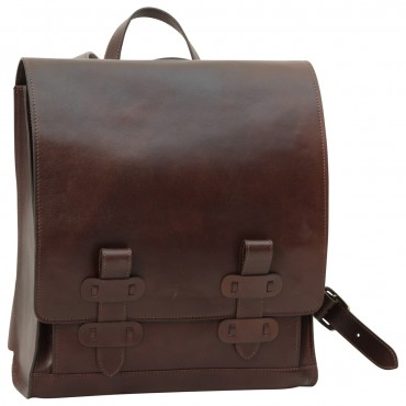 """Leather backpack """"Hannover"""" DB"""