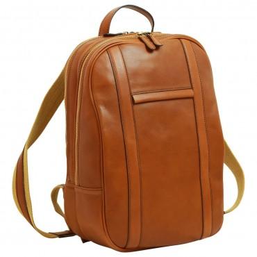 "Leather backpack ""Nowy Sącz C"