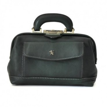 "Leather Bag""Doctor"" Small"