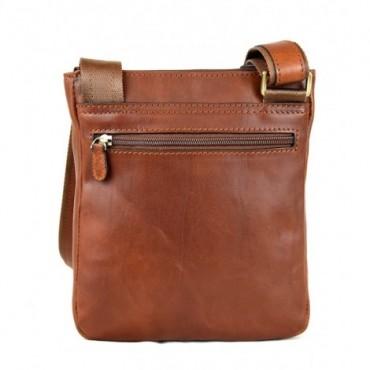 Leather Man bag...