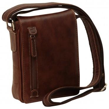 """Leather Man bag """"Gdańsk"""" B"""
