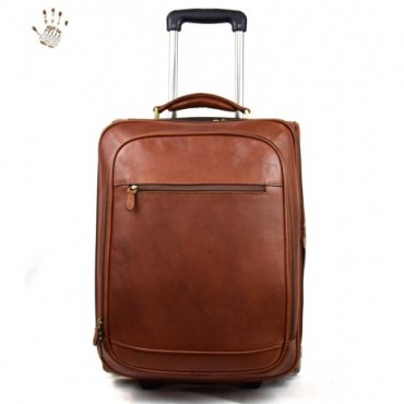 "Leather Trolley ""Monteregio"""