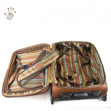"Leather Trolley ""Monteregio"""
