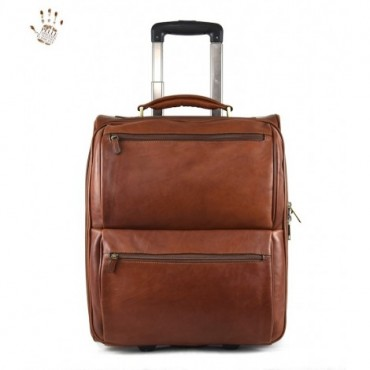 "Leather Trolley ""Montecucco"""