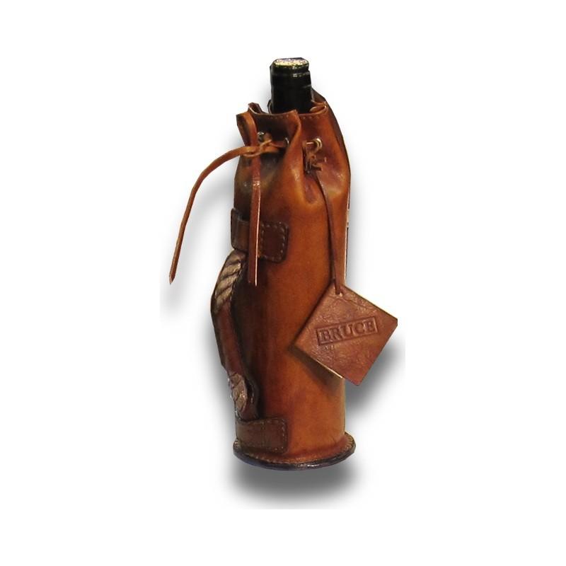 Leather Winecase