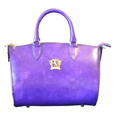 "Leather Lady bag ""Pontassieve"""