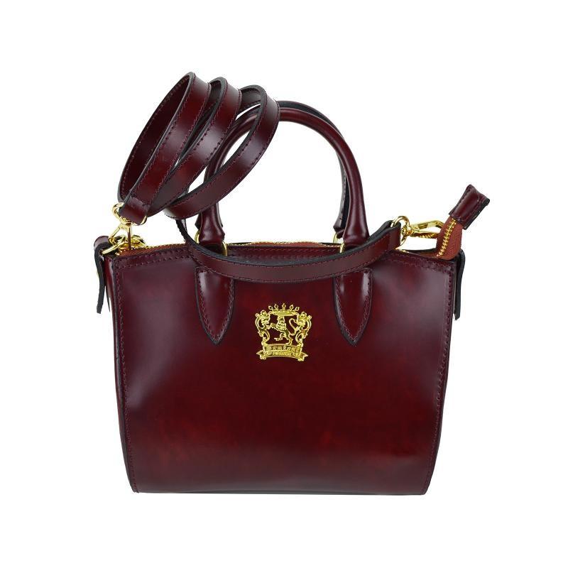 "Leather Lady bag ""Pontassieve"" small"