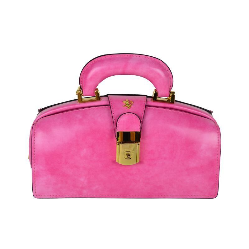 "Leather Lady bag ""Lady Brunelleschi"" R120/N"