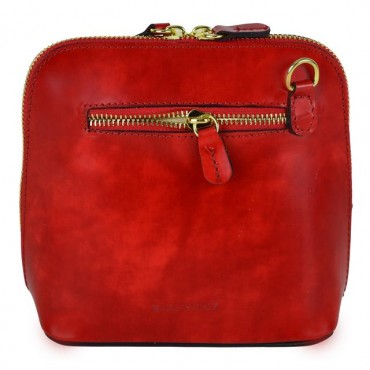 """Leather Lady bag """"Volterra"""" R467"""