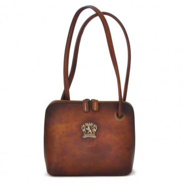 "Leather Lady bag ""Roccastrada"""