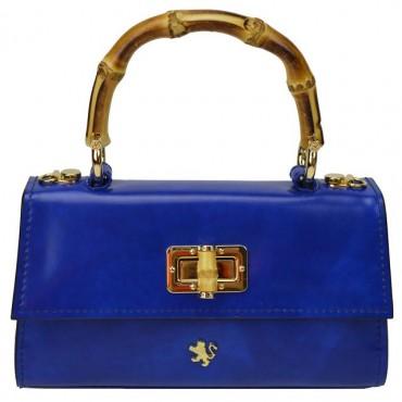 "Leather Lady bag ""Castalia""..."