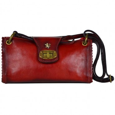 "Leather Lady bag ""Pontremoli"""