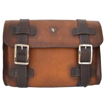 """Leather Man bag """"Futa"""""""