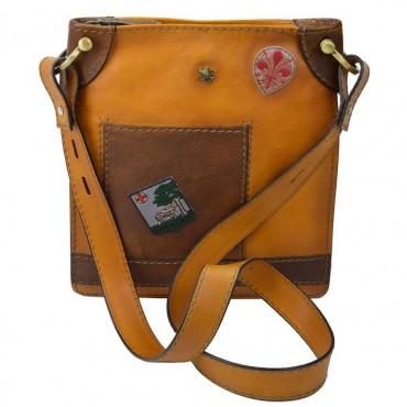 "Leather Man bag ""Bakem"""