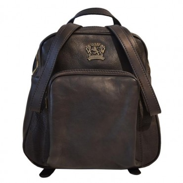 "Leather Backpack ""Sirmione"""