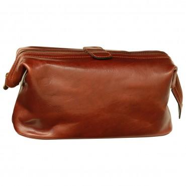 Leather Beautycase...