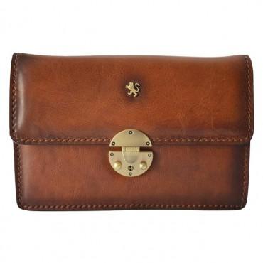 "Leather Lady bag ""Lucrezia..."