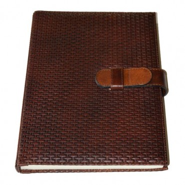 Leather Block Notes Holder A4
