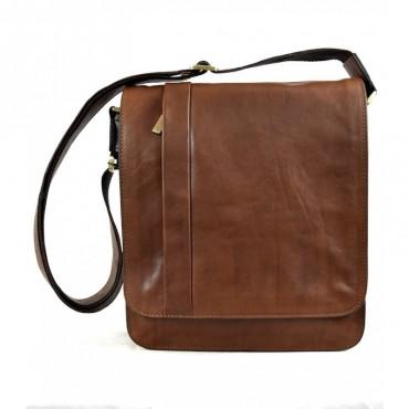 """Leather Man bag """"Paglia"""""""