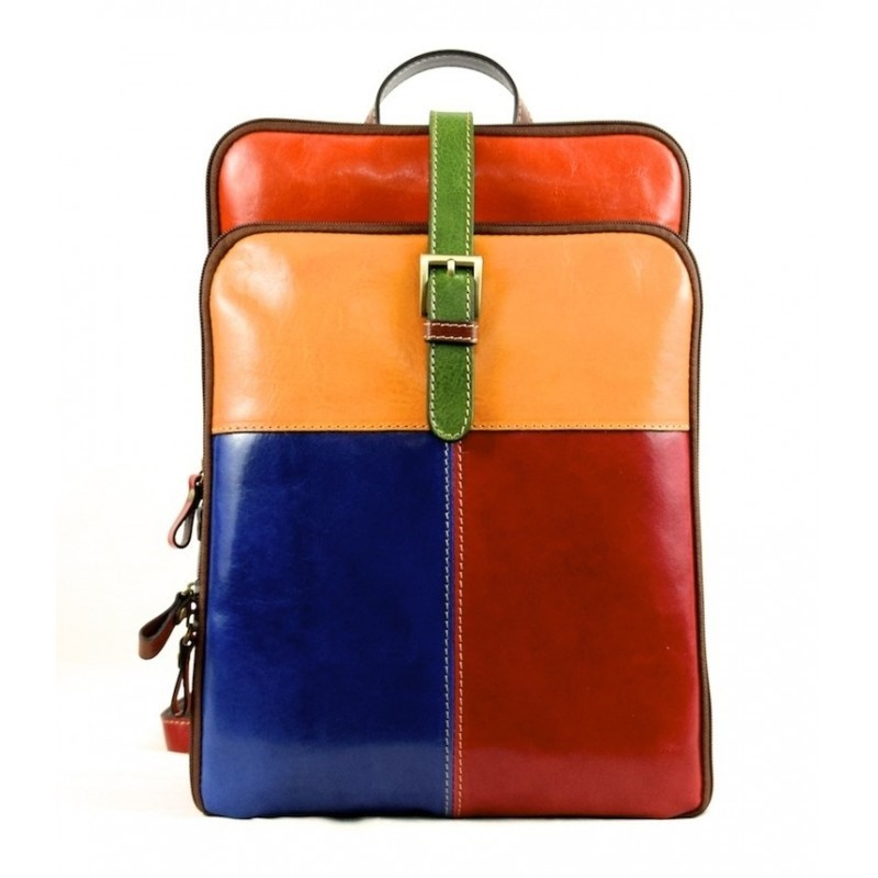 """Woman Backpack """"Pontina Multicolor"""""""