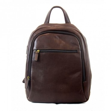 """Leather Backpack """"Arno"""""""